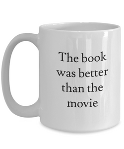 Booklovers Mug-GranvilleDesigns