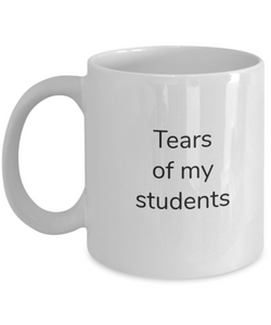 Funny mugs for teachers-GranvilleDesigns