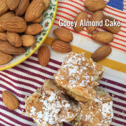 Almond Gooey Butter Cake