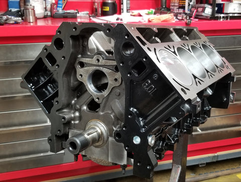 IN STOCK - FASTTIMES STAGE 2 LS SHORT BLOCK, 10.3:1