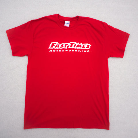 FASTTIMES MEN'S LOGO T-SHIRTS