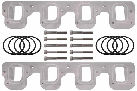 GenV LT Head to LS GenIV Rectangle Intake Adapter