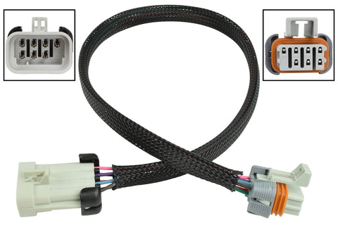 Coil Wire Harness 24in E xt. Remote Mount Coils
