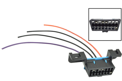OBD2 Port Wire Pigtail