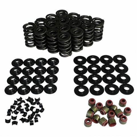 HOWARDS CAMS 98118-K5 GM GEN III 1.305 DUAL SUPER 7 DEGREE VALVE SPRING & RETAINER KIT