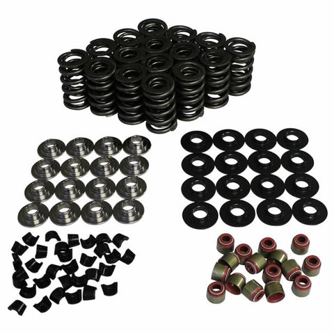 HOWARDS CAMS 98118-K1 GM GEN III 1.305 DUAL 7 DEGREE VALVE SPRING & RETAINER KIT