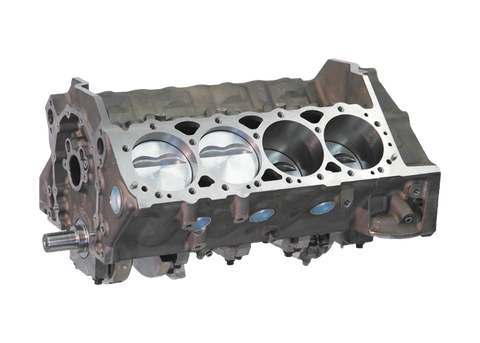 FTM 427 SBC SHORT BLOCK ASSEMBLY