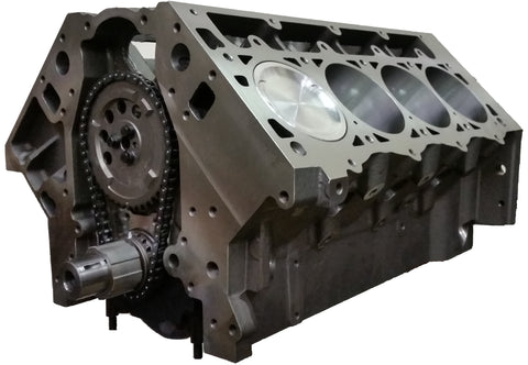 "FTM LS/F 388"" TURBO/BLOWER SHORT BLOCK ASSEMBLY - 1850HP"