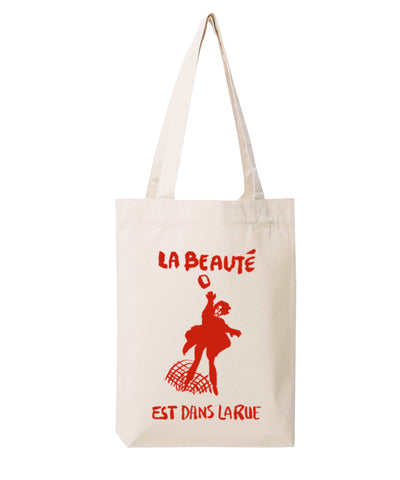 "PROMO 68 Tote Bag ""BEAUTE 68"""