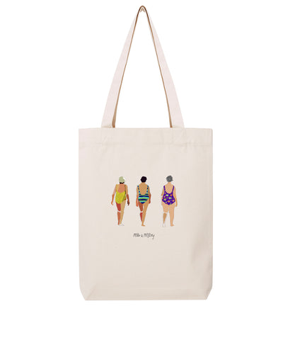 "Tote Bag ""FOR EVER YOUNG"""