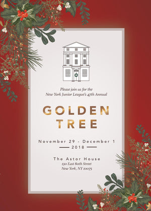 We're Popping Up At Golden Tree!