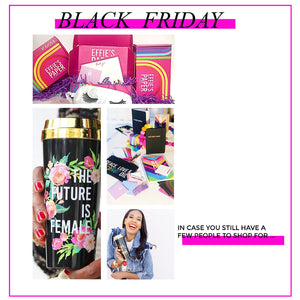SURPRISE! Shop Our Black Friday Weekend Sale