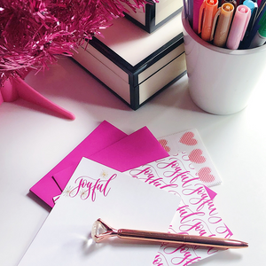 Write the PERFECT Thank You Note + FREE Template
