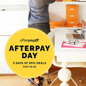 Afterpay Day Sale is Happening!
