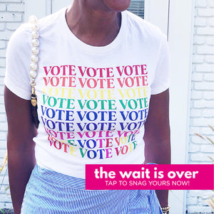 VOTE T-SHIRTS AVAILABLE!