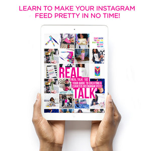 Our new Instagram E-Book is here!