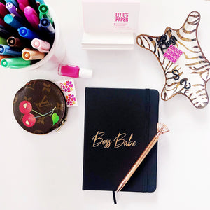 NEW Boss Babe Notebook!