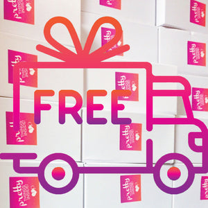 Who doesn't love free shipping?!