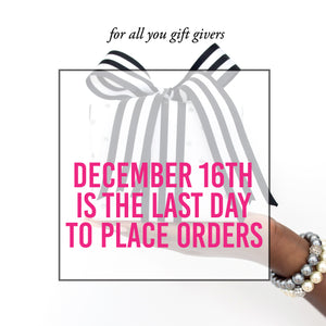 ONLY 3 MORE DAYS TO SHOP!