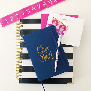 Carpe Diem :: Notebook,   - Effie's Paper