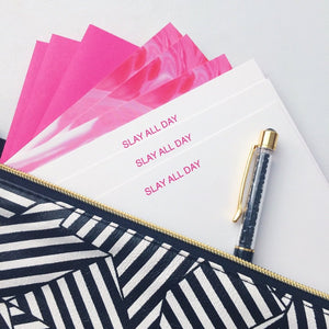 Slay All Day :: Boxed Stationery Set,   - Effie's Paper
