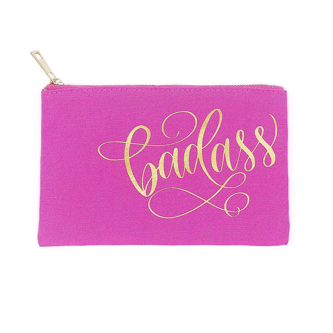 Badass :: Makeup Bag,   - Effie's Paper