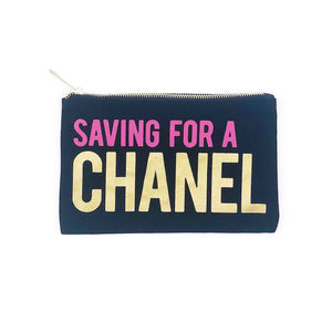 Saving For A Chanel :: Makeup Bag,   - Effie's Paper