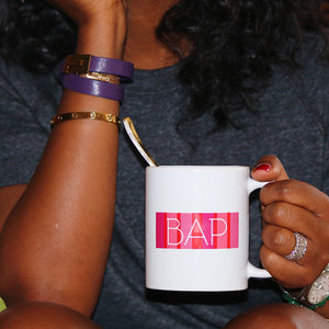 BAP -  Black American Princess :: Coffee Mug,   - Effie's Paper