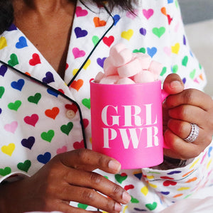 Girl Power :: Coffee Mug,   - Effie's Paper