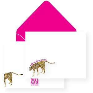 Walk on the Wild Side :: Boxed Stationery Set