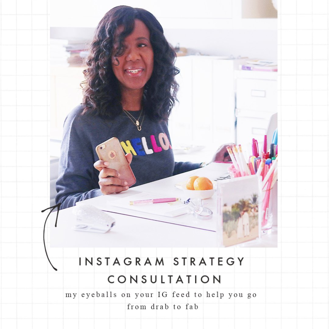 Instagram Strategy Consultation