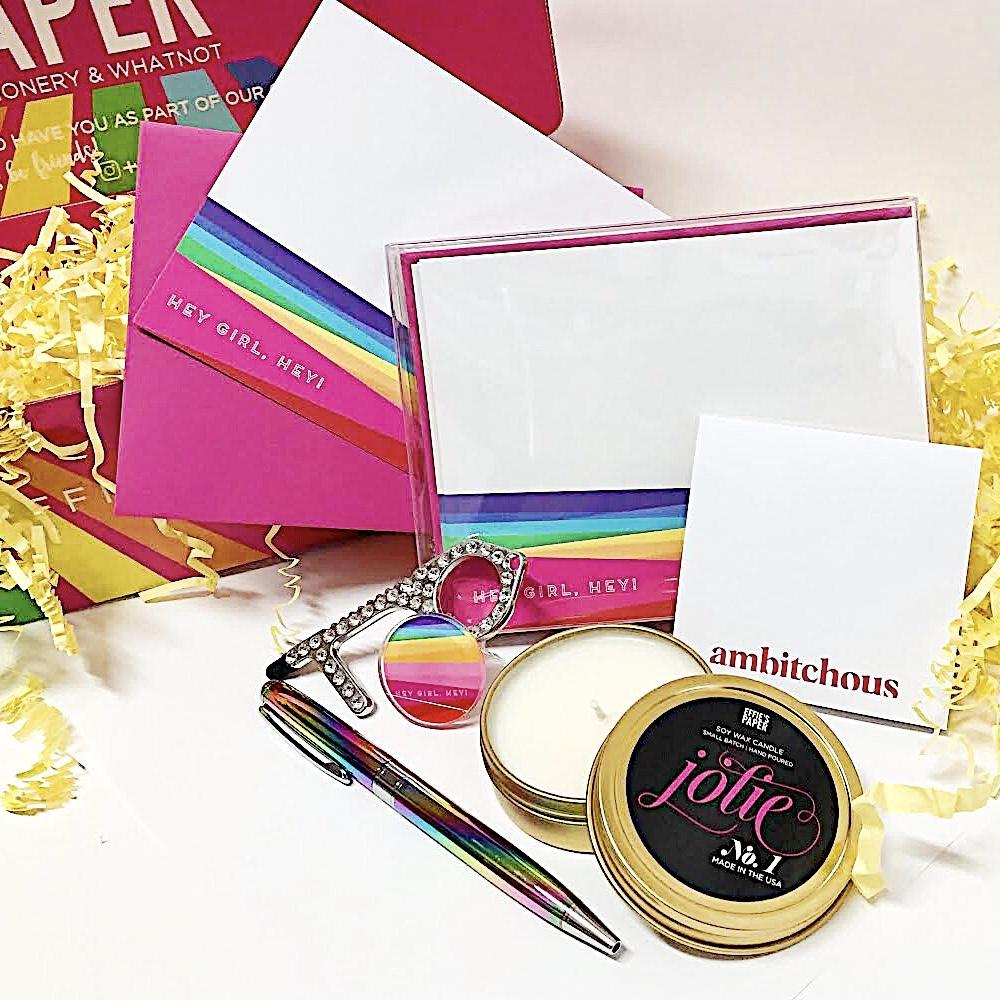 3 Month Pre-Pay Stationery Subscription Box
