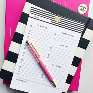 To Do List Organizer :: Notepad,   - Effie's Paper