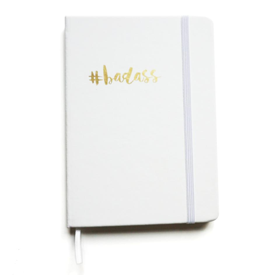 #Badass :: Notebook,   - Effie's Paper