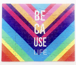 Because Life :: Jigsaw Puzzle