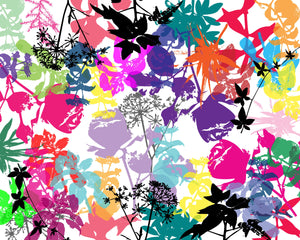 Colorful Floral :: Jigsaw Puzzle
