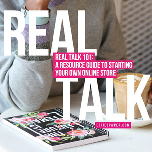 Real Talk E-Book, E-Book  - Effie's Paper