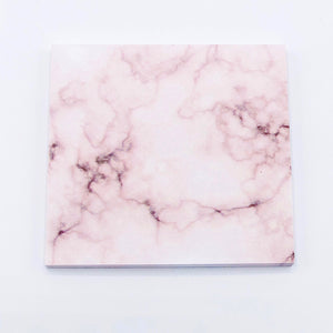 Pink Marble :: Post-It Notes,   - Effie's Paper