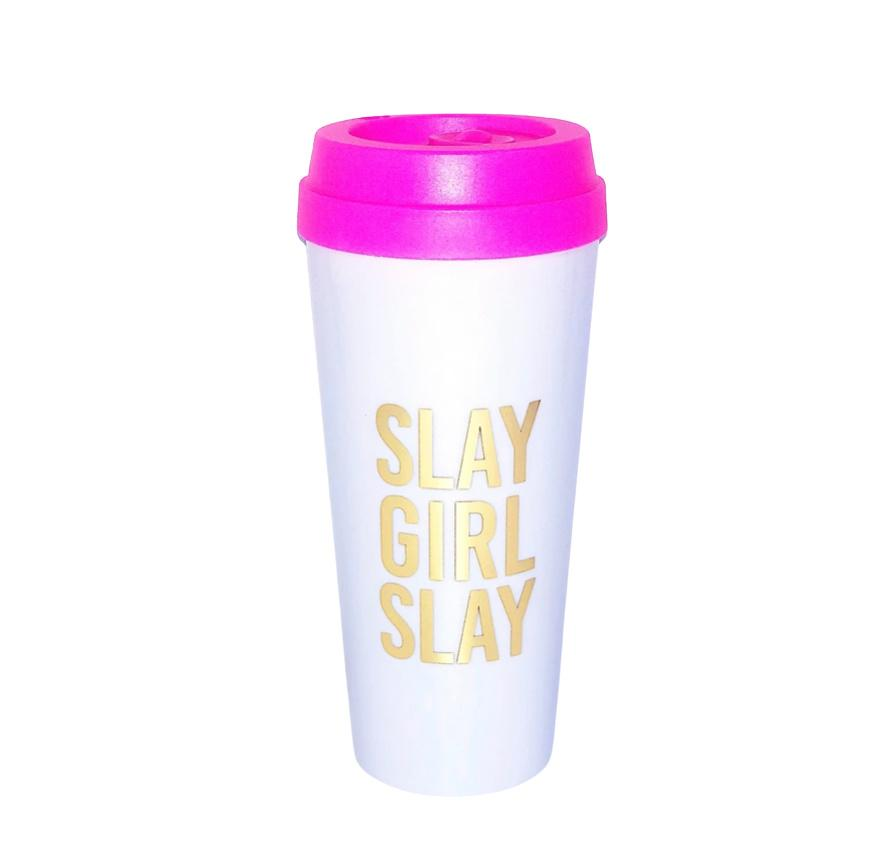 Slay Girl Slay :: Travel Mug