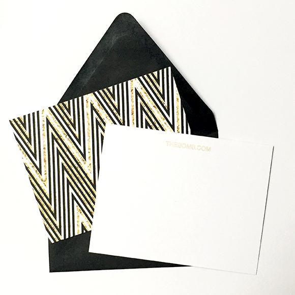 The Bomb.Com :: Boxed Stationery Set,   - Effie's Paper