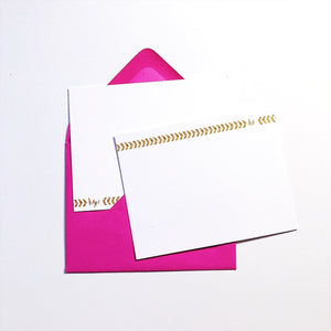Hi & Bye :: Boxed Stationery Set,   - Effie's Paper