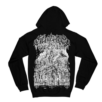 Slaughter To Prevail - Demolisher Black Zip Up