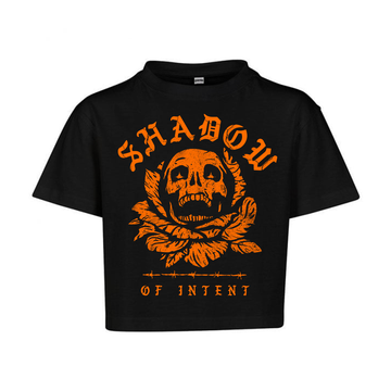 Shadow Of Intent - Skull Crop Top