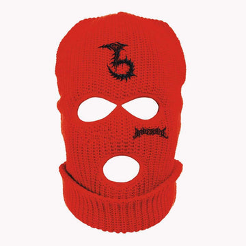 Brand Of Sacrifice - Red Ski Mask