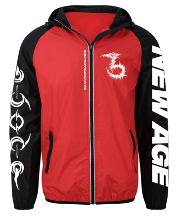 Brand Of Sacrifice - New Age Red Black Jacket