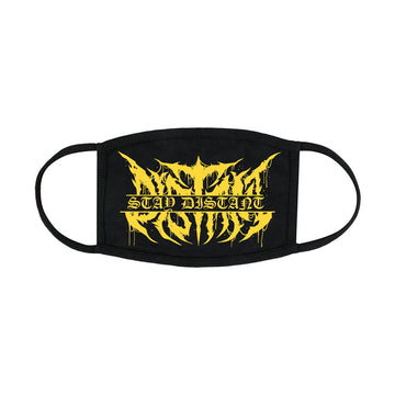 Distant - Logo Mask