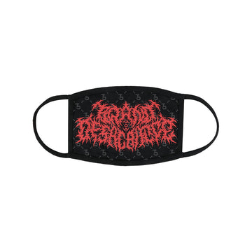 Brand Of Sacrifice - Death Metal Logo Mask