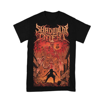 Shadow Of Intent - Attack On Titan Shirt