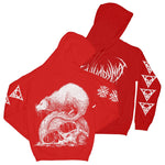 Vulvodynia - Decay Red Pullover Hoodie