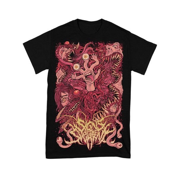 Signs Of The Swarm - Parasyte Shirt